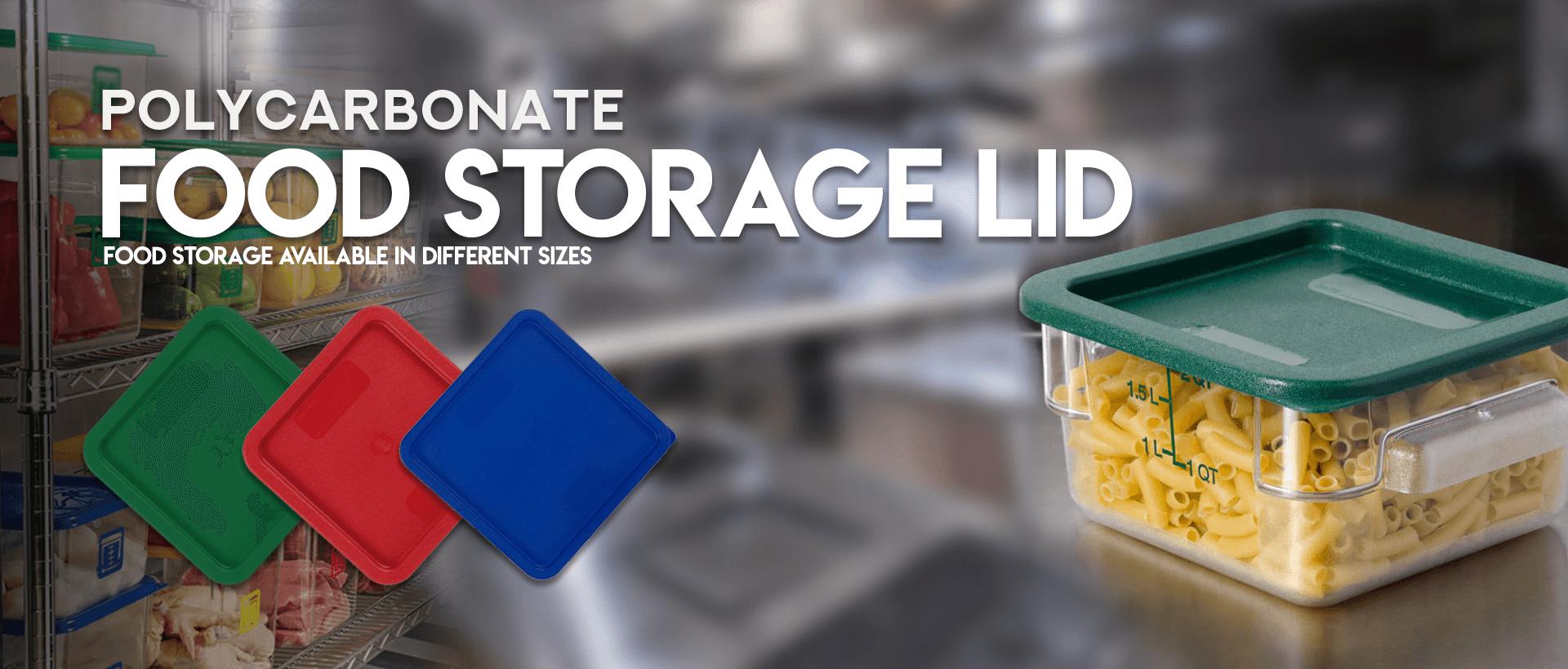 Food Storage Lid